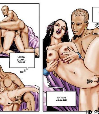 Harem Of Pharaoh comic porn sex 045