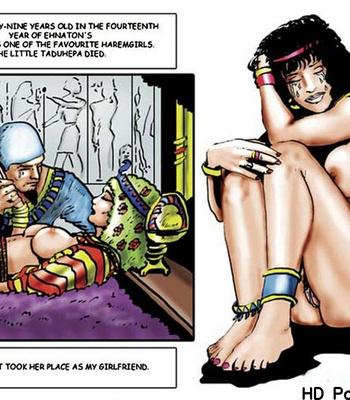 Harem Of Pharaoh comic porn sex 047