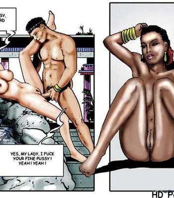 Harem Of Pharaoh comic porn sex 058