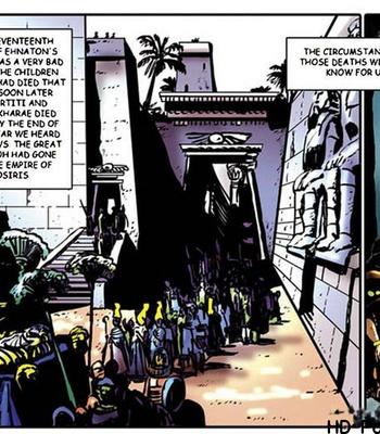 Harem Of Pharaoh comic porn sex 073