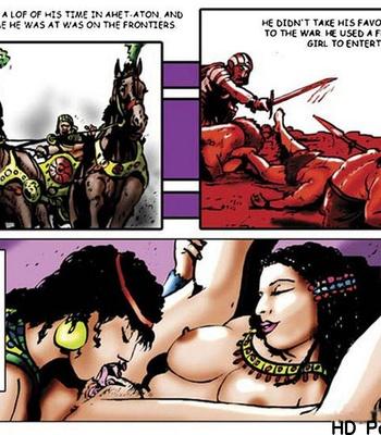 Harem Of Pharaoh comic porn sex 074