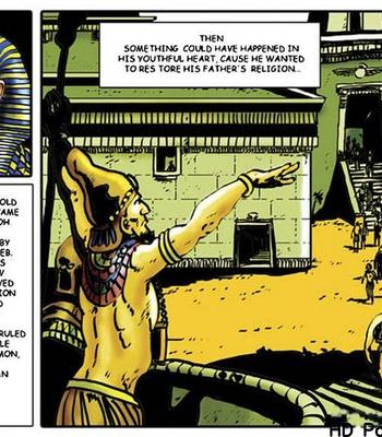 Harem Of Pharaoh comic porn sex 075