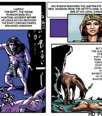 Harem Of Pharaoh comic porn sex 076