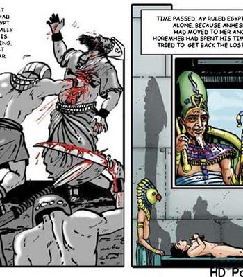 Harem Of Pharaoh comic porn sex 078