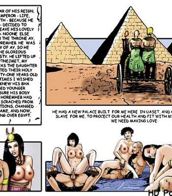 Harem Of Pharaoh comic porn sex 085