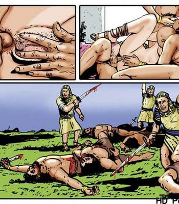 Harem Of Pharaoh comic porn sex 088
