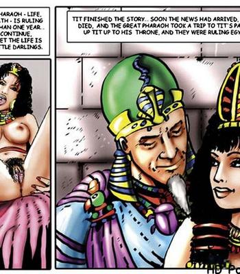Harem Of Pharaoh comic porn sex 089