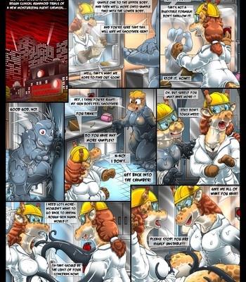 Porn Comics - Condom Crusader And The Shifty Shaper