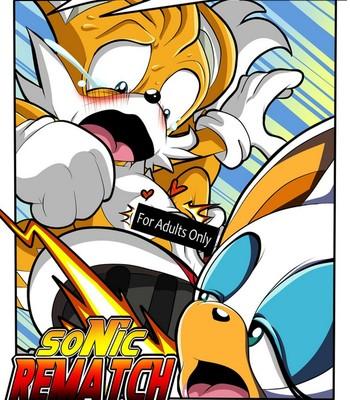 Porn Comics - Sonic Rematch Sex Comic