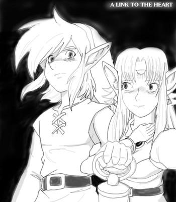 Porn Comics - The Legend Of Zelda – A Link To The Heart
