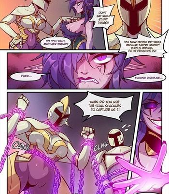 Sinful Succulence comic porn sex 004