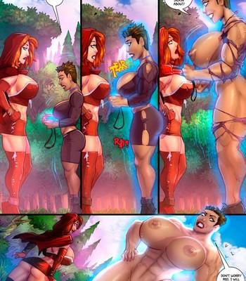 Snow White And The Seven Amazones 1 comic porn sex 013