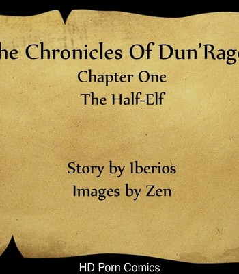 The Chronicles Of Dun'Ragon 1 – The Half-Elf comic porn thumbnail 001