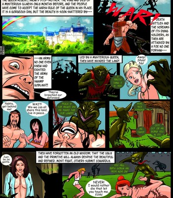 Snow White And The 7 Goblins comic porn sex 006