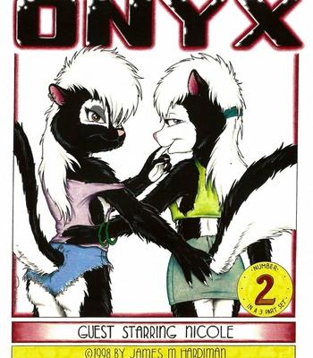 Porn Comics - Onyx
