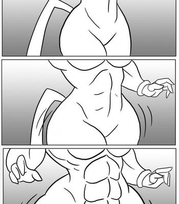 Giga-Gatomon comic porn sex 006