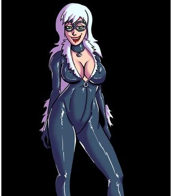 Porn Comics - Tickling Cats Sex Comic