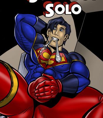 Porn Comics - Superboy Solo