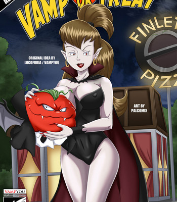 Porn Comics - Vamp Or Treat