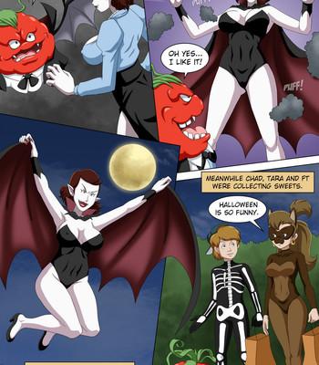 Vamp Or Treat comic porn sex 007