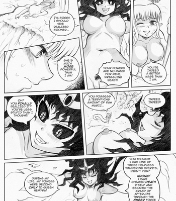 Felarya T5 – The Thief And The Deceiver comic porn sex 048