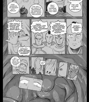 Felarya T5 – The Thief And The Deceiver comic porn sex 073