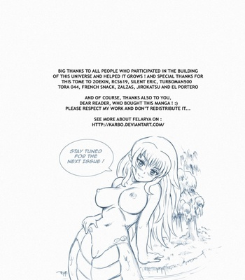 Felarya T5 – The Thief And The Deceiver comic porn sex 099