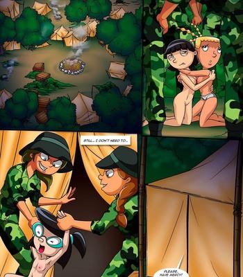 Jungle Hell 3 comic porn sex 002