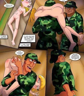 Jungle Hell 3 comic porn sex 041