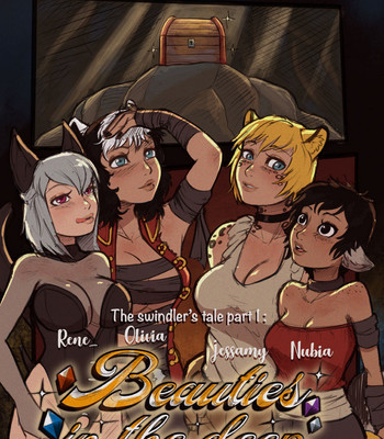 Porn Comics - The Swindler's Tale 1 – Beauties In The Deep