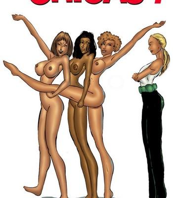 Porn Comics - Chicas 7