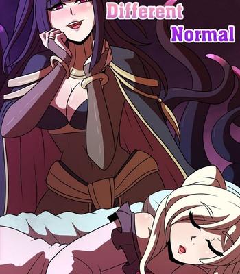 Porn Comics - Different Normal