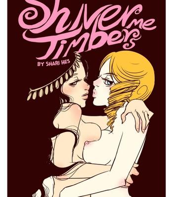 Porn Comics - Shiver Me Timbers 2 – Butterscotch Stallion Sex Comic