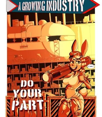 Porn Comics - Spacebunz 2 – A Growing Industry