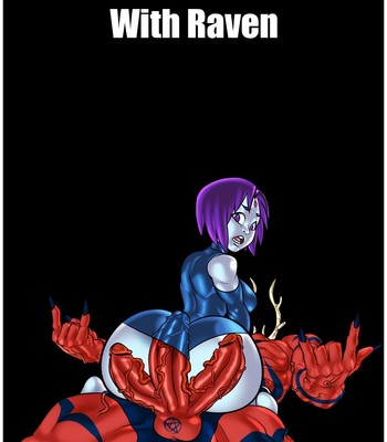 Porn Comics - Trigon Has Trifun With Raven Sex Comic