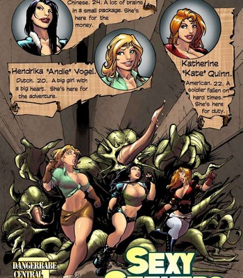 Porn Comics - Sexy Seekers 1 – A Warm And Slimy Welcome