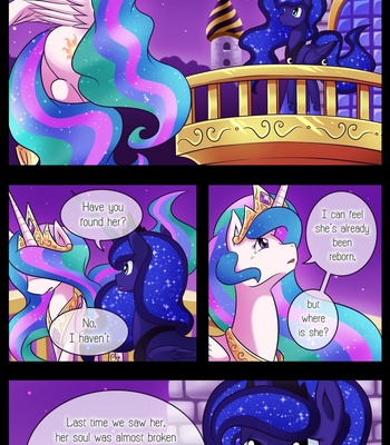 Porn Comics - To Love Alicorn 1