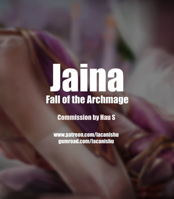 Porn Comics - Jaina – Fall Of The Archmage