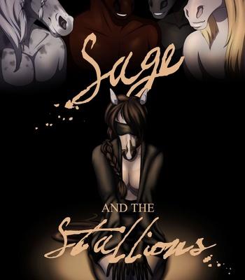 Porn Comics - Sage And The Stallions