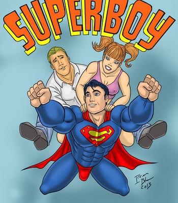 Porn Comics - Superboy 1