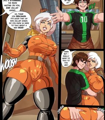 Quid Pro Quo comic porn sex 003