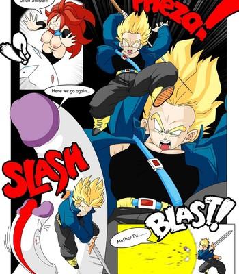 Dragon Ball Yamete – Android 21 Saga comic porn sex 023