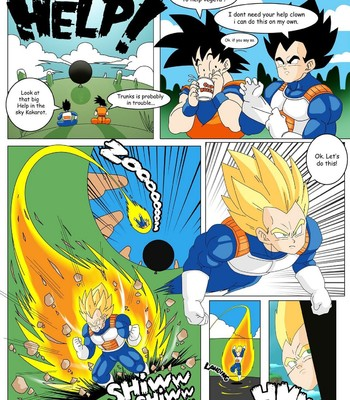 Dragon Ball Yamete – Android 21 Saga comic porn sex 025