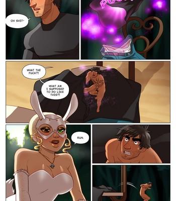 100 Percent 4 comic porn sex 003