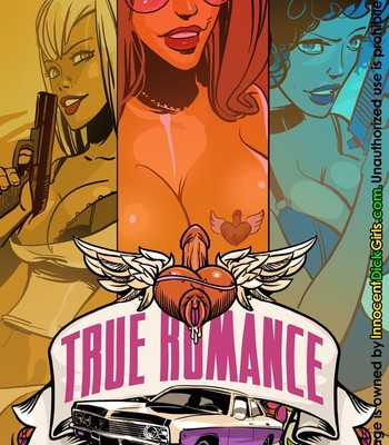 Porn Comics - True Romance Sex Comic