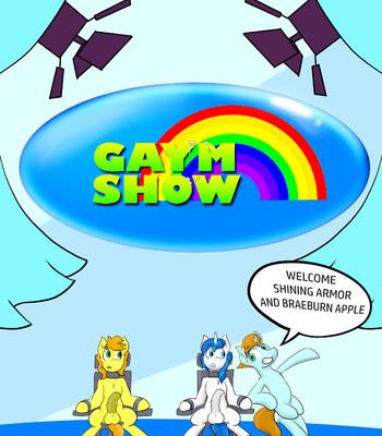 Porn Comics - Gaym Show