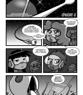 Space Sex Squad 6 comic porn thumbnail 001