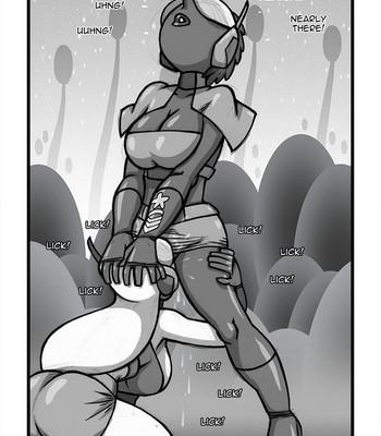 Space Sex Squad 6 comic porn sex 006