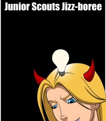 Porn Comics - Sigma VS Omega – Junior Scouts Jizz-boree Sex Comic