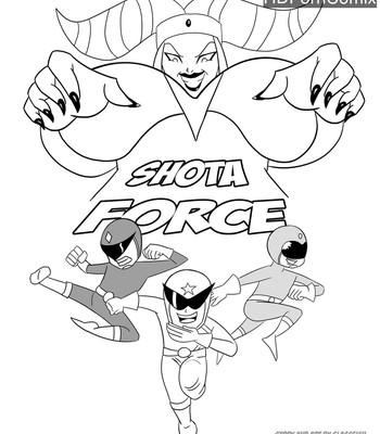 Porn Comics - Shota Force Sex Comic